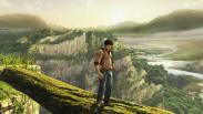 Screenshots aus dem Spiel Uncharted: Golden Abyss exklusiv für die PlayStation Vita.